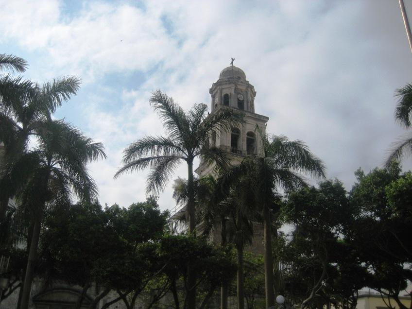 Der Turm der Kathedrale