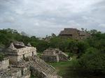Blick auf Akropolis