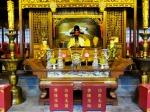 Tempel des Stadtgottes - Der Stadtgott