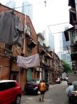 Alltag in den erhaltenen Backsteinvierteln