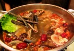 Loading the Hot Pot - Tails